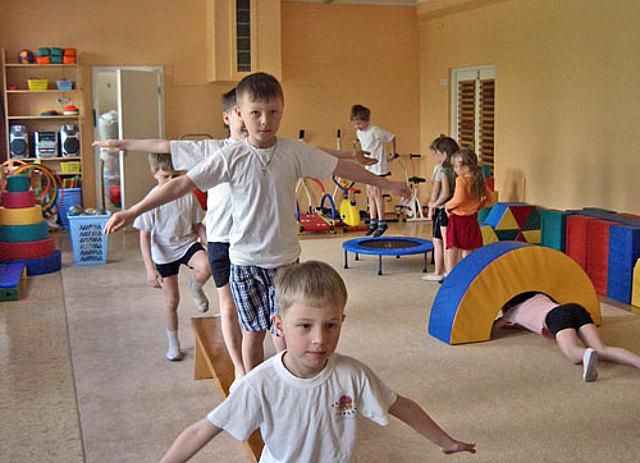 гимнастика для детей от 3 лет в молодечно просто она