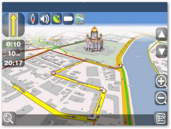 Скачать Навител Навигатор Navitel Navigator 5.0.0.1729 для Android бесплатн