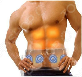 тренажер для мышц брюшного пресса U-Slender