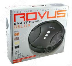 робот пылесос Rovus Smart Power Delux