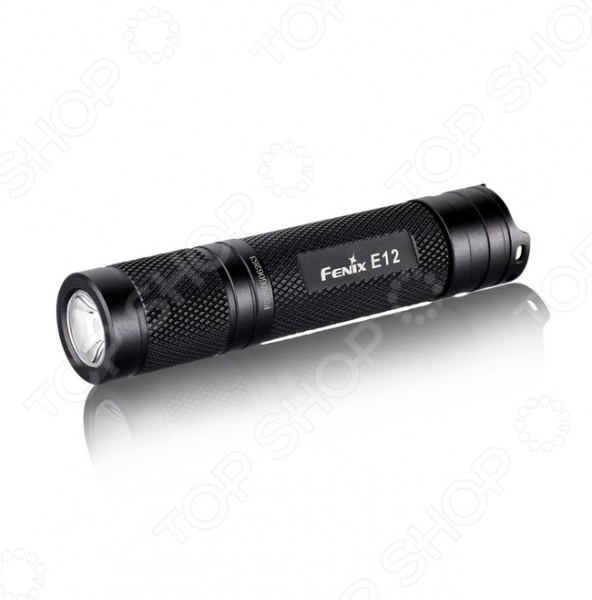 Фонарь Fenix E12 Cree XP-E2 fenix cree xp e2 r5 led 450lumens 4aa batteries headlamp headlight