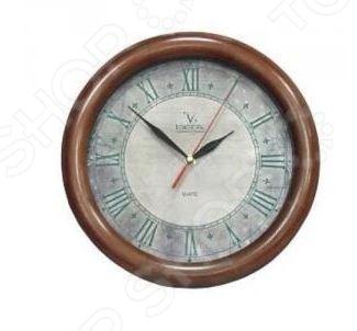 Часы настенные Вега Д 1 МД 6 139 «Римские » часы настенные вега д 1 мд 7 8 парусник