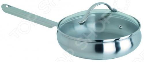 Сковорода с крышкой Regent Apple сковорода блинная regent inox сковорода блинная