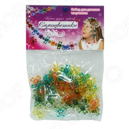 Набор украшений Биплант «Самоцветики  пакете № 3»