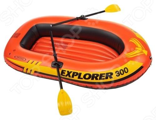 Лодка надувная Intex «Эксплорер 300» 58332