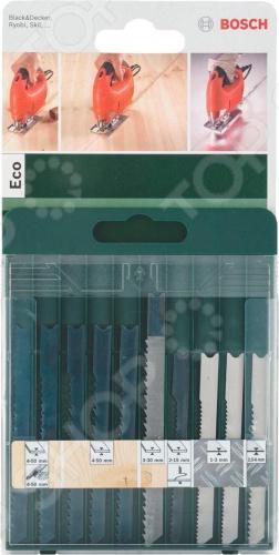 Набор пильных полотен Bosch ECO 11C/101B  цена