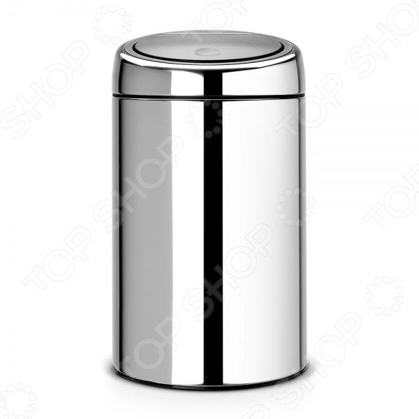 фото Бак для мусора Brabantia Touch Bin 415920, купить, цена