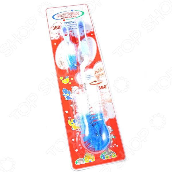 фото Ершик для бутылочек Camera 10080, Аксессуары для детских бутылочек