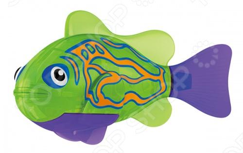 Роборыбка тропическая Zuru RoboFish «Мандаринка» Роборыбка тропическая Zuru «Мандаринка» /