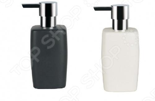 Ёмкость для жидкого мыла керамическая Spirella RETRO