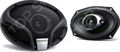 Автоколонки Kenwood KFC-M6934A коаксиальная автоакустика kenwood kfc m6934a black