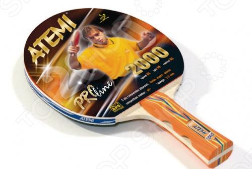 Ракетка для настольного тенниса ATEMI PRO 2000 AN Ракетка для настольного тенниса Atemi PRO 2000 AN /