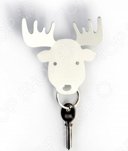 фото Держатель для ключей и аксессуаров Qualy Moose, Ключницы
