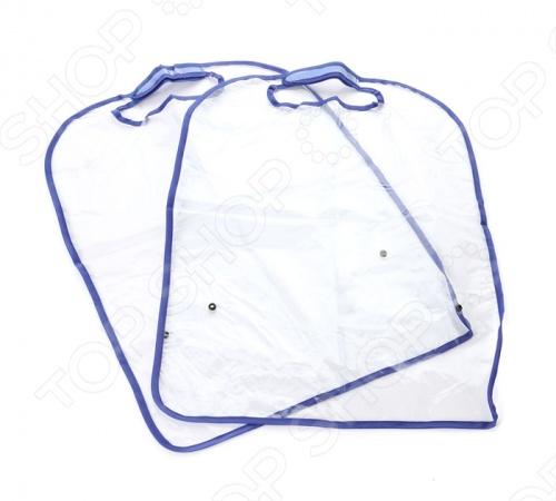 Защита для автомобильного кресла Bradex «Авто-Кроха», Накидки на сидения. Накладки на ремни - артикул: 204277