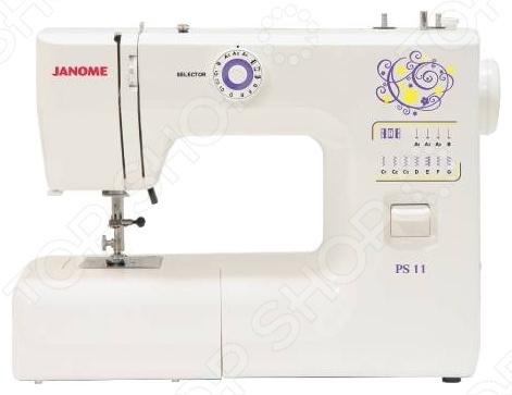 Швейная машина Janome PS-11 (LW-10) janome ps 11 lw 10