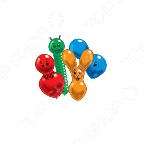 Шарики надувные Everts станут прекрасным украшением для любой вечеринки и поднимут настроение всем гостям. В комплекте есть шарики разных цветов, но самое интересное это их форма. Они сделаны из безопасных материалов, не представляющих угрозы для детей и взрослых. Комплект поставки содержит 10 шариков.