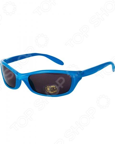 Очки солнцезащитные Caramella 23846 caramella очки солнечные хамелеон бело розовые uv av защита