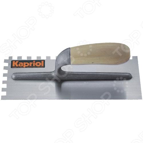 Гладилка KAPRIOL зубчатая