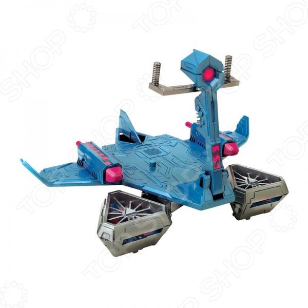 Самолет-разведчик Nickelodeon «Черепашки-Ниндзя» трехколесный вездеход с фигуркой nickelodeon черепашки ниндзя