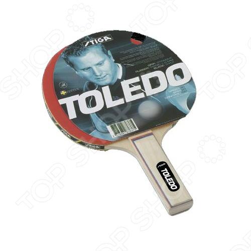 Ракетка для настольного тенниса Stiga Toledo