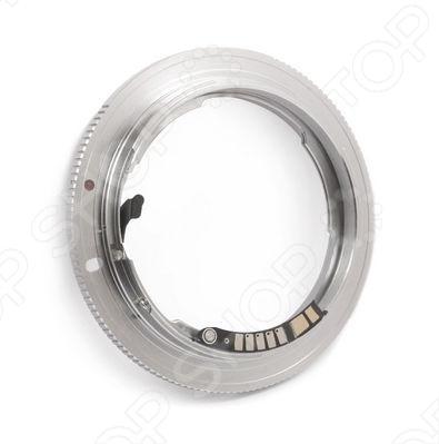 Адаптер DICOM для объектива Nikon -Canon EOS (с чипом) переходное кольцо dicom nikon canon eos