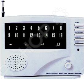 Система вызова Беспроводной комплект вызова официанта Qusun Q017G