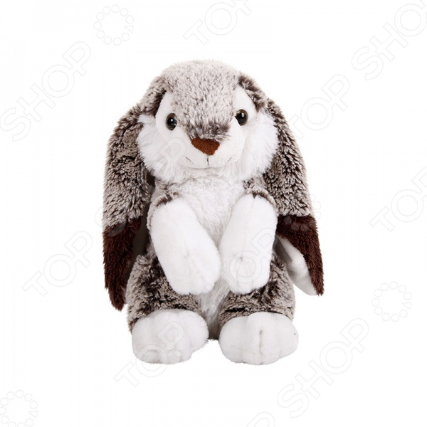 Мягкая игрушка Button Blue Кролик сидячий Мягкая игрушка Button Blue Кролик сидячий /