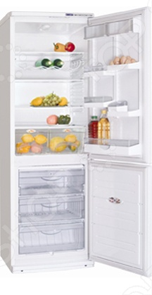 Холодильник Atlant ХМ 6021-031 двухкамерный холодильник atlant хм 6026 031