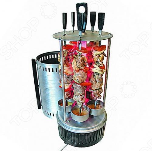 Электрошашлычница Кавказ КЗ-4 Гидроагрегат электрошашлычница кавказ xxl