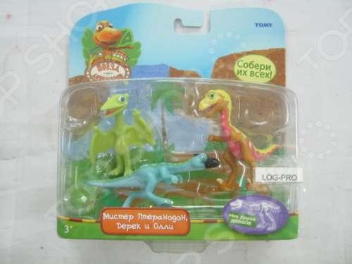 Набор фигурок динозавров Т57089