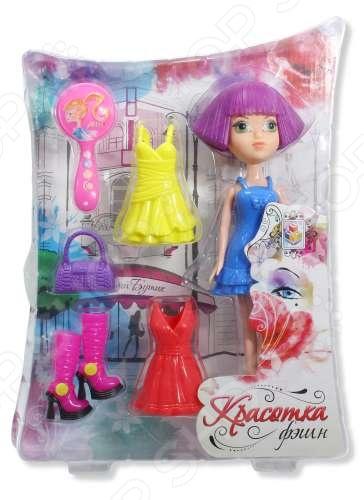 Кукла с аксессуарами 1toy Т57127