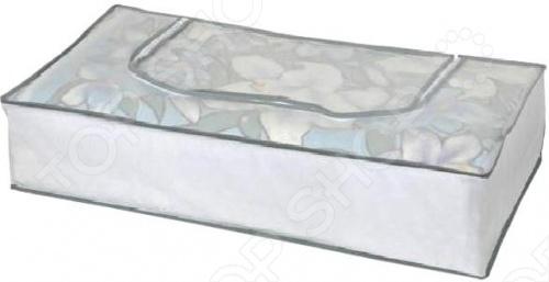 Кофр подкроватный для хранения Hausmann 2B-28040 кофр для хранения hausmann цвет салатовый белый 50 x 40 x 20 см