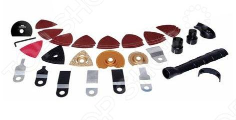 Набор аксессуаров Multi Tool для инструмента Renovator bosch наждачная бумага