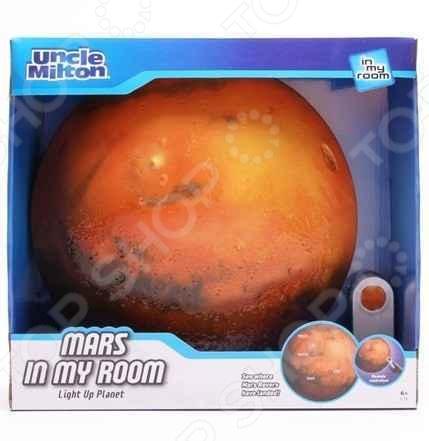 Ночник Uncle Milton «Марс»