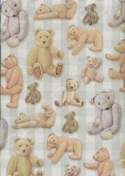 фото Бумага выпуклая Rayher «Медвежонок», купить, цена