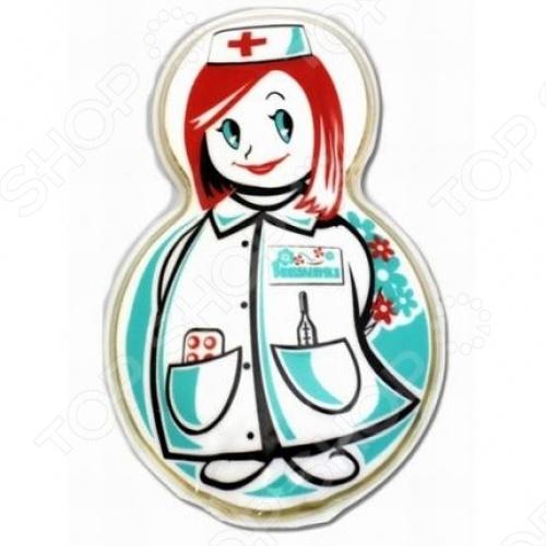 Грелка солевая Дельта-Терм Витаминка отличное физиотерапевтическое средство от простуды и насморка, а также замечательный подарок. Предназначена для прогревания уязвимых и труднодоступных участков тела коленных, локтевых, плечевых зон при радикулите, остеохондрозе, артрите суставов, миозите, ишиасе. Грелка наполнена раствором соли - ацетатом натрия и палочкой-пускателем. Достаточно чуть-чуть перегнуть палочку-пускатель, как начинается кристаллизация соли с выделением огромного количества тепла. Кроме того, грелку можно использовать как компресс. Для этого поместите аппликатор в жидком состоянии в холодильную не морозильную камеру на 20 минут. При достижении им температуры 4-6 C его можно использовать для профилактики и коррекции мигрени, ушибов, растяжений, носовых кровотечений, укусов насекомых, для сохранения свежести продуктов в дороге. Для восстановления, оберните грелку тканевой салфеткой и кипятите 10-15 минут. Когда кристаллы исчезнут, грелка снова готова к применению.