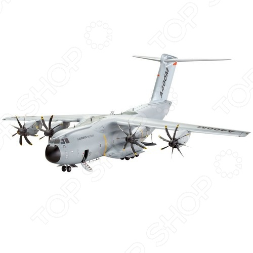Сборная модель самолета Revell Airbus A400M Grizzly robin morgan morgan the word of a woman feminist dispatches 1968 – 1992