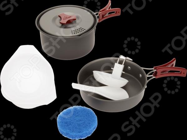 Набор портативной посуды FIRE-MAPLE FMC-203