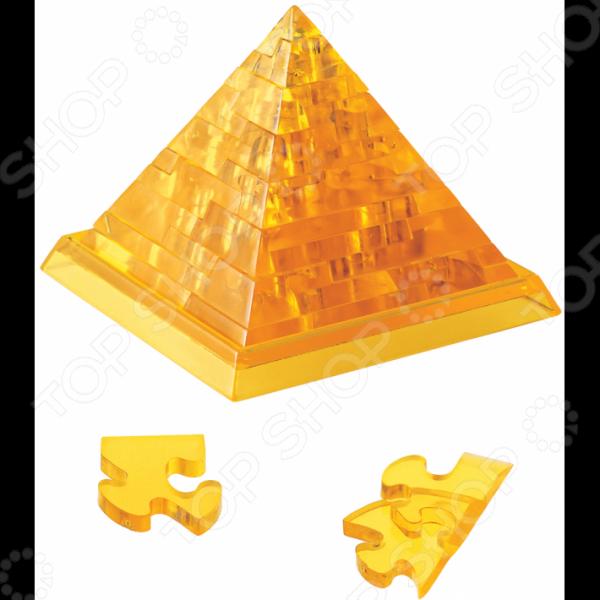 Кристальный пазл 3D Crystal Puzzle «Пирамида»