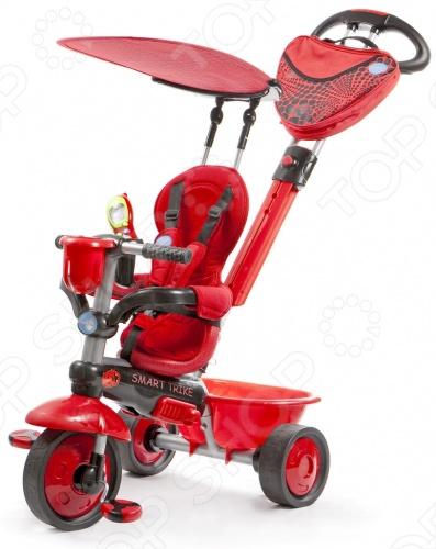 Велосипед трехколесный Smart Trike 1573500 Zoo Lady Bug