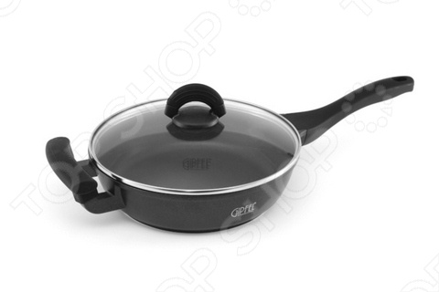 Сковорода с крышкой Gipfel Indigent сковорода beryl quelle gipfel 1013653
