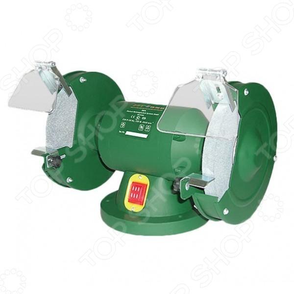Точильный станок DWT DS-350 GSТочильные и токарные станки<br>Точильный станок DWT DS-350 GS позволит вам быстро и, что самое главное, качественно осуществить заточку всех необходимых для вашей работы инструментов. Высокая мощность в сочетании с удобным способом установки, а так же оптимальным числом возможных оборотов делают станок нужным и необходимым предметом в вашей мастерской.<br>