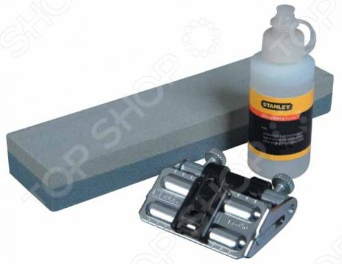 Набор для заточки стамесок Stanley 0-16-050 hatamoto hs0917 набор для заточки керамические стержни с подставкой