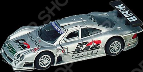 Модель машины 1:34-39 Welly MB CLK-GTR. В ассортименте