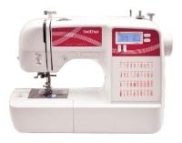 Швейная машина BROTHER JS-40E это отличная швейная машинка, которая поможет вам создавать удивительные костюмы. Тип машинки: электронная, челнок ротационный горизонтальный. Есть регулировка давления лапки на ткань и регулировка скорости шитья. Есть кнопка реверса и система измерения размера пуговиц. Для удобства шитья в темное время суток есть подсветка. В комплекте есть лапки для квилтинга, обметочная, для подрубки и для подшивания пуговиц.