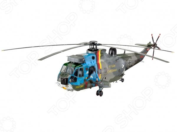 Сборная модель вертолета Revell Sea King Mk.41 «Anniversary»
