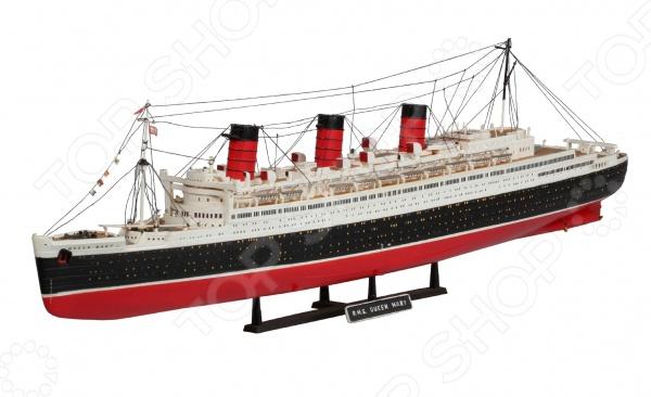 Сборная модель лайнера Revell Queen Mary revell модель для сборки лайнер queen mary 2 revell