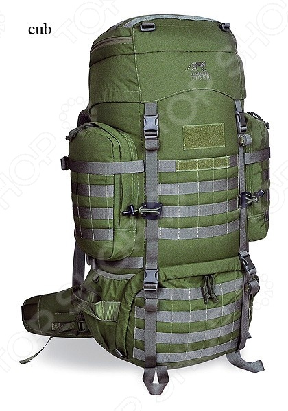 Рюкзак туристический Tasmanian Tiger Raid Pack MKII