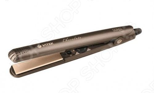 Выпрямитель для волос Vitek VT-2307 выпрямитель волос vitek vt 8402 bk 35вт чёрный
