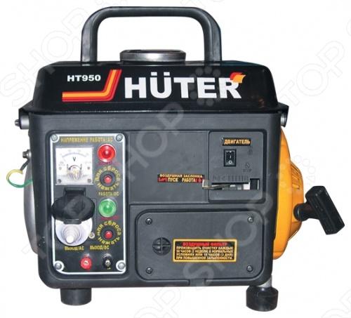 Электрогенератор Huter HT950A huter электрогенератор dy2500l